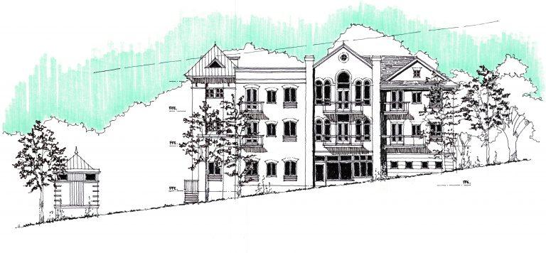 KJD 2045 - Page Street Office - Sketch Elevation - 08.06.2020 1